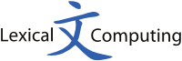 Logo Lexical Computing